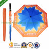 Hot Sale All Over Full Printed Design Heat Transfer Printing Gift Customized Golf Umbrella (GOL-0030FA(C))