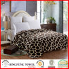 2017 New Season Coral Fleece Blanket with Printed Df-8853