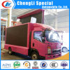P8 P10 Colorful Screen Outside Advertising LED Truck for Sale