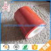 Rubber Coated Roller Plastic Conveyor Belt Tension Sheave Pulley Wheel