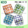 Checked Plaid Backsheet Baby Diaper to Philippines