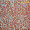 Fashionable Polyester Organza Lace Fabric