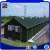 Sound Insulated Empty Inside Prefabricated House Materials for Chicken Farm