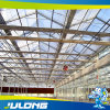 Light Steel Structure Multi Span Glass Greenhouse for Modern Agriculture and Horticulture