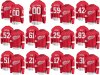 Wholesales Detroit Red Wings Red Home Premier Player Hockey Jerseys