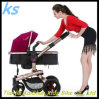 Rotating Aluminum Folding Safety Baby Stroller