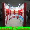 Custom Design Portable Aluminum Exhibition Booth 3X3, 3X6, 6X6m Modular Trade Show Booth Display