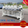 Holiauma 15 Aguja Uso Casero Four Heads Embroidery Machine Bordado Computarizado for Cap/T-Shirt