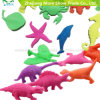 Hot Sale Cartoon Animals Grow in Water Toys Novelty Inflatable Animals