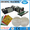 PP Woven Cement Bag Cutting and Sewing Making Machine