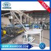 Shj Pet Bottle Flakes Plastic Granules Making Pelletizer Machine