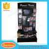 Floor Exhibition Display Stand with LCD Screen and LED Lighting