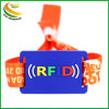 RFID Fabric Woven Wristband for Evening/Party/Festival