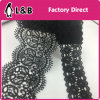 Black High Quality Embroidery Polyester Lace