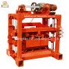 Mini Manual Interlocking Block Machine Qt4-40 Comressed Block Making Machine Interlocking Brick Making Machine