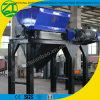 Block Material/Tyre/Large Tubular Single Shaft Shredder/Plastic Crusher/Grinder Recyclng Machine