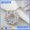 Factory High Quality Silver Necklace Jewelry for Wedding