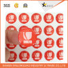 Printed Printer Label Printing Customized Epoxy Self Adhesive Dome Sticker