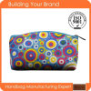 2017 New Design Canvas Cotton Fashion Wholesale Cosmetic Bag