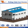 2017 New Eco-Friendly Steel Structure Building Project of Prefab Workshop