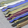 5# 8# 10# Brass Zipper. Metal Zipper in Long Chain