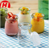 Glass Pudding Bottle Glass Food Jar