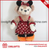 Hot Sale Lovely Teddy Bear 14cm Pendent Plush Stuffed Toy, Keychain