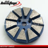 High Quality 3 Inch 10 Segments Diamond Concrete Grinding Disc