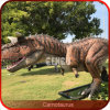 Dinosaur Manufacturer Animatronic Dinosaur for Amusement Park
