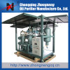 Double-Stage Vacuum Transformer Oil Recycling Plant, Oil Regeneration Plant, Oil Purification Plant