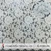 Knitting Embroidery Lace Fabric Cotton Fabric Lace for Bridal Dresses (M2162-MG)