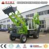 Cheap Farm Tractor 6t Small Backhoe Loader Xn780 for Sale