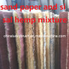 Sisal Hemp and Sand Paper for Sand Machinery (YY-340)