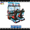 High Definition Outrun Arcade Game 32′ LCD Simulation Game Machine