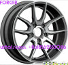 "15"" 16"" 17"" Aluminum Car Alloy Wheels"