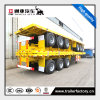 40FT Container Flatbed Semi Trailer