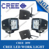 Offroad 12W CREE 4 LEDs Work Light Lamp