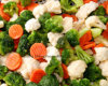 2017 IQF Frozen Mixed Vegetables with Good Price