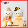 ASTM Couple Plush Bears Wedding Plush Bears