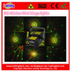 Beautiful Mini Stage Christmas Party Light 4 Gobos Rg