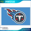Printed Polyester Tennessee Titans NFL Football Team Logo 3X5' Flag