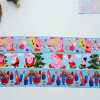 Custom Grosgrain Cartoon Printed Ribbon for Decorate