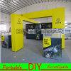 Portable Re-Usable Standard Exhibition Booth for Modular Display Stand