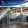 Used Plastic Pet Bottle Crushing and Recycling Machine