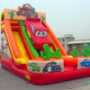Colorful Inflatable Giant Slide