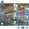 High Space Use Steel Pallet Racking with Wire Deck