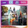 2016 Newest Design Kids Outdoor Playground Slide