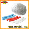 Colorful 18'' 19'' 20'' 21'' PP Non Woven Round Mop Mob Bouffant Disposable Cap