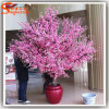 New Design Silk and Plastic Artificial Cherry Blossom Tree