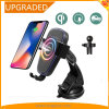 Qi Car Holder Wireless Fast Charger 10W for iPhone X/8/8 Plus Samsung Galaxy Note of Qi-Enabled Devices